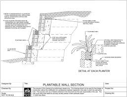 allan block plantable wall