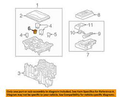 Details About Gm Oem Fuse Relay Fusible Link 19119330