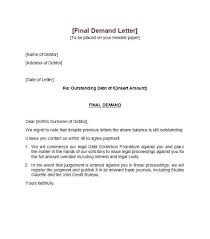 40 Best Demand Letter Templates Free Samples Template Lab