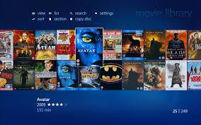 My Movie My Movies Windows Media Center