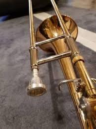 yamaha trombone. james morrison yamaha trombone perfect condition hardly used