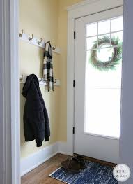 Entryway Coat Rack The Little Entryway That Could 25