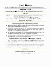 Best Of Resume Objective For Medical Assistant Student Resume Examples