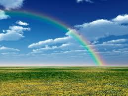 Beautiful Natural Rainbow Wallpaper Hd Wallpapers