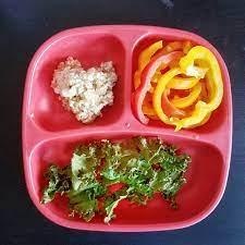 Thực đơn ăn dặm BLW 7 tháng chi tiết cách nấu trong 30 ngày.