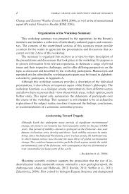 workshop overview the influence of global environmental change  page 4