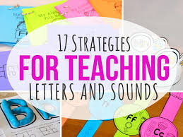 Telephony Alphabet Chart Teaching Letters And Sounds Here Are 17 Amazing Strategies