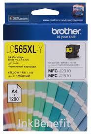 <b>Картридж Brother LC565XLY</b> — купить по выгодной цене на ...