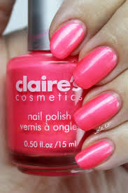 claire s mystery pink hot stuff