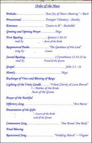 Church Program Template How To Make Church Programs Church Wedding Program Template Elegant