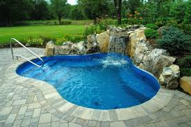 inground pools with waterfalls. Perfect Waterfalls Gallery Of Waterfalls For Pools Inground And With D