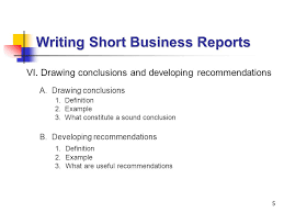 Part Three  Writing Proposals and Reports VII Writing reports and proposals A  SlidePlayer