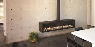 stand alone fireplace