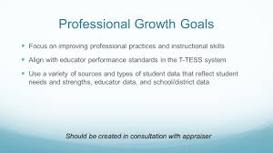 setting your goals for ttess memorial hs training  3 professional