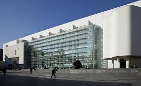 MACBA Museu d'Art Contemporani de Barcelona, Барселона ...