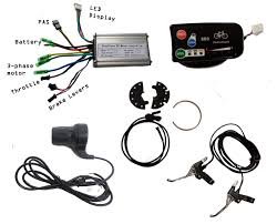 diy electric bicycle e bike kit display controller throttle item specifics