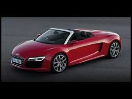 audi r8 2015 red. Exellent 2015 Used 2015 Audi R8 V10 Spyder With Red R