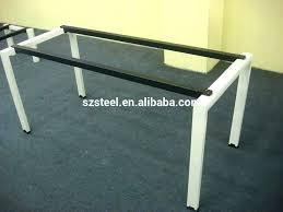 metal table frame table legs dinning table leg frame steel desk frame office table frame dinning table