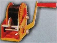 wall mounted hand winch. wall mounted hand winch