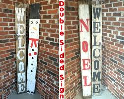 outdoor wooden snowman decorations snowman ornaments winter wood sign holiday wood sign interior decoration living room