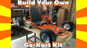 go kart kit build orange krate clone
