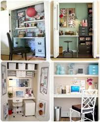 closet office desk. organize small closet space into desk guest room or kitchen corner office