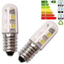 refrigerator bulb. image is loading wow-2-x-e14-1w-mini-led-light- refrigerator bulb h