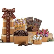 wine country gift baskets iva chocolate gift tower