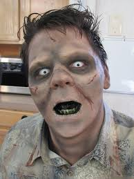 tutorial day to night makeup beginner makeup more 6 for gross zombie teeth a quick trick is to mix black food coloring