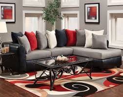 Yellow Black And Red Living Room Black Red Living Room Sneiracom