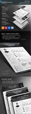100 Free Adobe Indesign Resume Templates 40 Free Printable