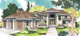 Bedroom  Bath Mansion House Plan   Chatham Design Group ALP  S The Belle Vista House Plan