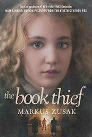 i finally the book thief and interviewed the author  the book thief