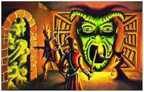 Image result for classic D&D art