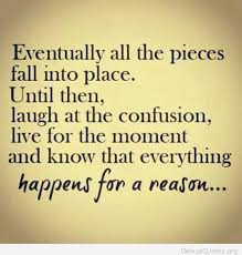 Everything Happens For A Reason Quotes Inspiration Everything Happens For A Reason Word Porn Quotes Love Quotes