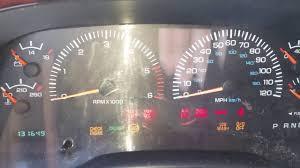2004 Dodge Ram 1500 Instrument Cluster Lights How To Reset A Digital Cluster Gauge On Dodge Vehicles