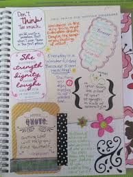 exle of a smash book page i like the variety of doodles texts