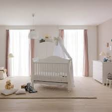 Luxury Italian wooden baby nursery cot Vittoria by Pali |  Baby cot can be  used
