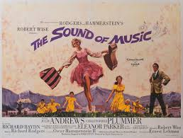 the sound of music 1965. Fine The A Poster For Robert Wiseu0027s 1965 Drama U0027The Sound Of Musicu0027 Starring Julie  Andrews For The Of Music F