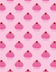Cute Cupcake Background Wallpapersafari