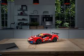 It is huge and detailed enough to be a collectible, but still not as expensive as the. Lego Technic 42125 Ferrari 488 Gte Af Corse 51 Unveiled