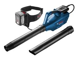 bosch gbl 860 professional cordless blower for professionals one of the most powerful hand