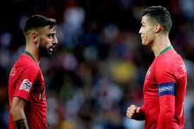 يورو 2020- رونالدو وجوتا وبرونو على رأس قائمة منتخب البرتغال حامل اللقب -  كايروستيديوم