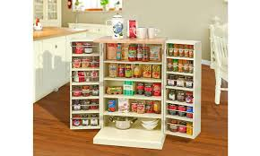 kitchen pantry furniture. Country Kitchen Freestanding Pantry Cabinet From 179 99 In Furniture With Regard To Free Standing Plan 9 G