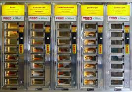 Vending Machine Amsterdam Amazing Febo's Fastfood Wall Vending Machines Heavenly Holland