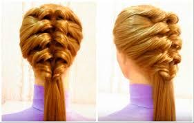 Los Mejores V Deo Tutoriales De Peinados Bonitos Y F Ciles