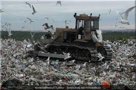 Экологические проблемы Украины Свалки мусора