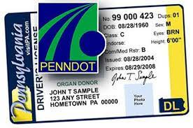 Pennsylvania License Drivers Pennsylvania Renewals Drivers