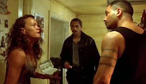 once were warriors trailers from hell beth heke does her best and grace is the hope for the future the one positive value in once were warriors is a new tribal movement
