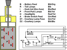 ez wiring and stock headlight switch question vintage mustang forums